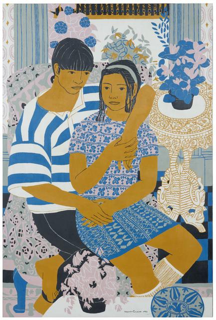 , 'Meditation,' 1990, Tatha Gallery