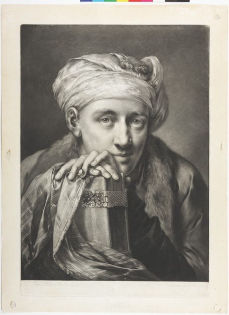 , 'Young Man Wearing a Turban, his hands resting on an elaborately Bound Book,' 1760, Hill-Stone, Inc.
