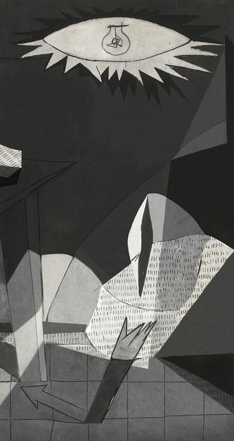 , 'Luz en el Guernica,' 2017, Pilar Serra