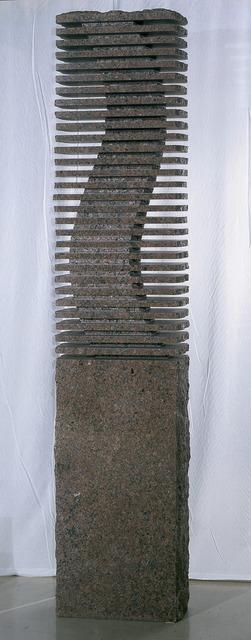 Jesús Bautista Moroles, 'Spirit Inner Column', 1994, Blanton Museum of Art