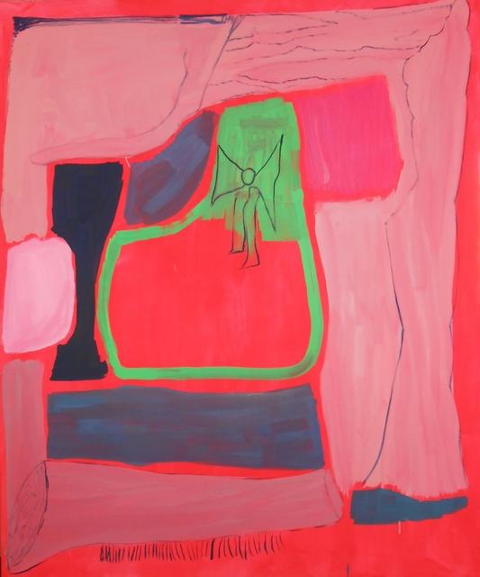 , 'Corazón,' 2019, Nora Fisch
