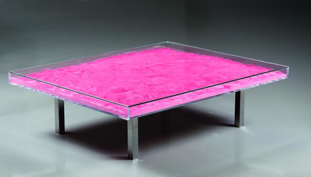 Yves Klein, 'Table Monopink™', Ben Brown Fine Arts