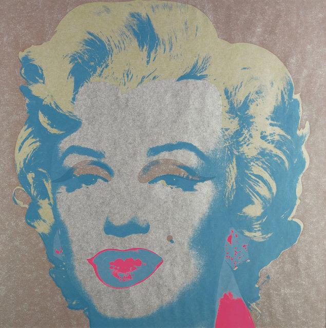 , 'Marilyn,' 1967, Revolver Gallery