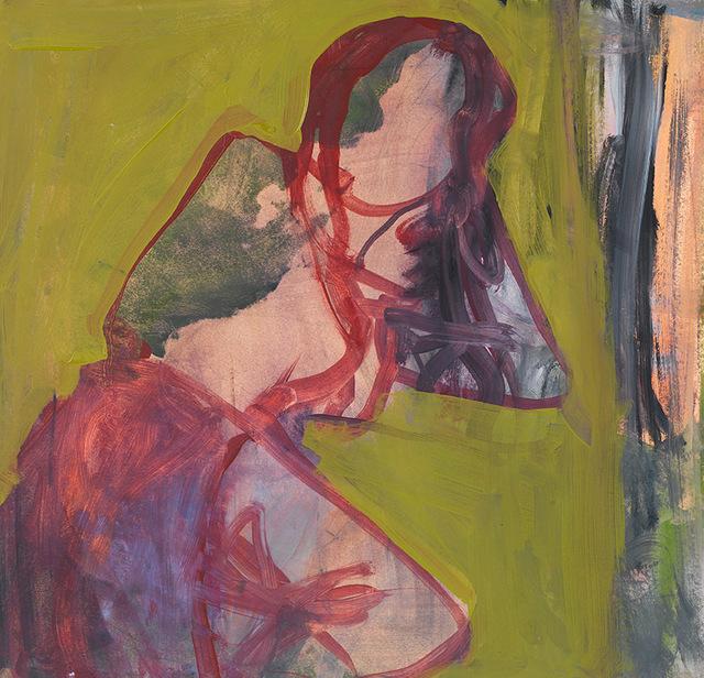 , 'Green,' 2017, Arusha Gallery