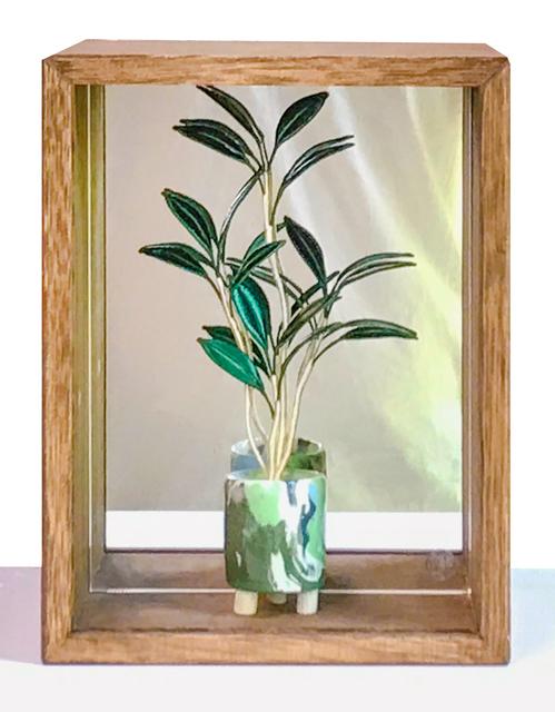 , 'Pure Enjoyment in a Planter – 8,' 2018, Yiri Arts