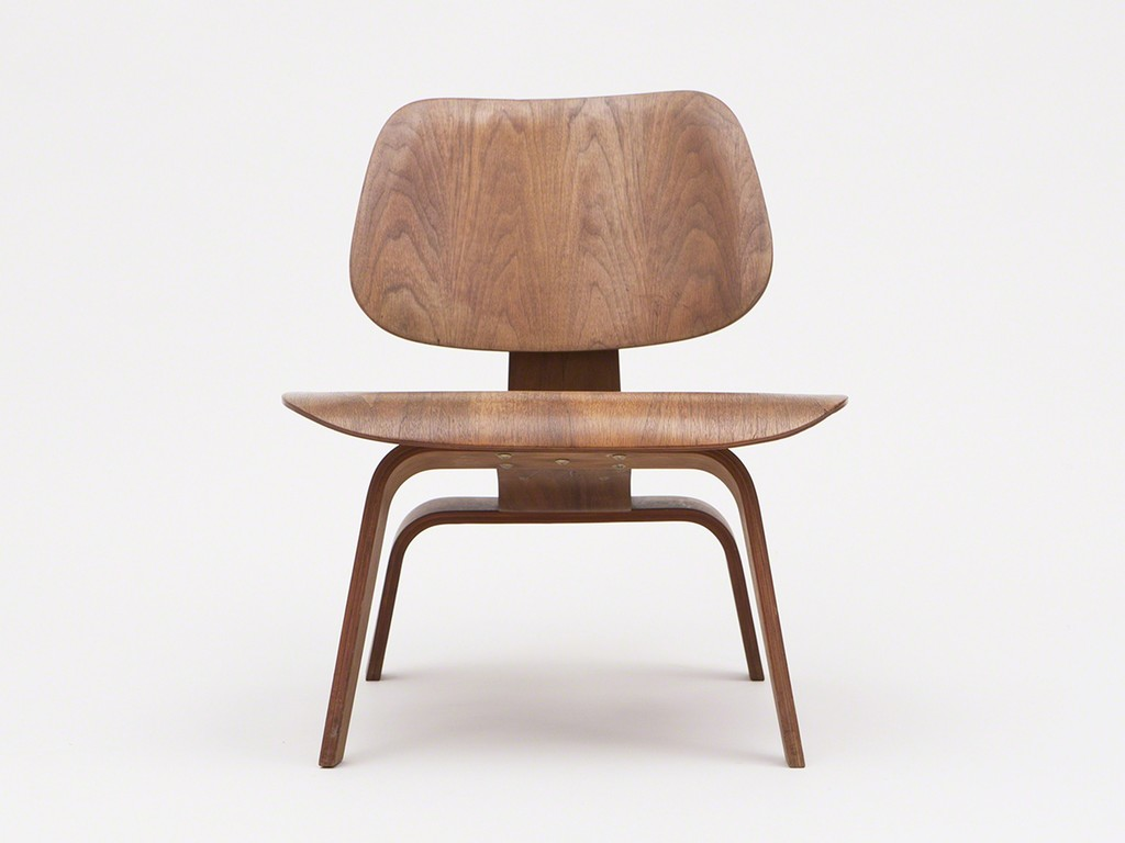 Charles And Ray Eames, U0027Pre Production LCW Chairu0027, Ca. 1945