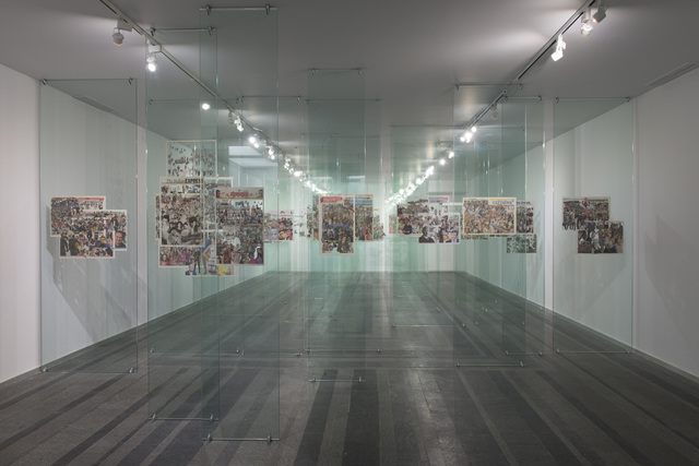 , 'Crowd,' 2012-2013, PinchukArtCentre