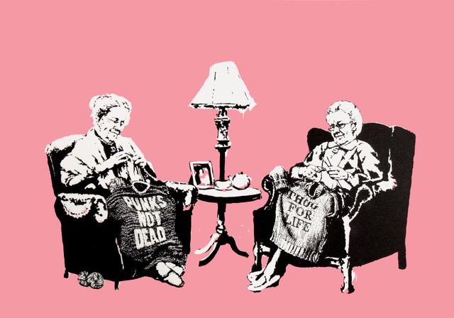 Banksy, 'Grannies', 2006, Andipa