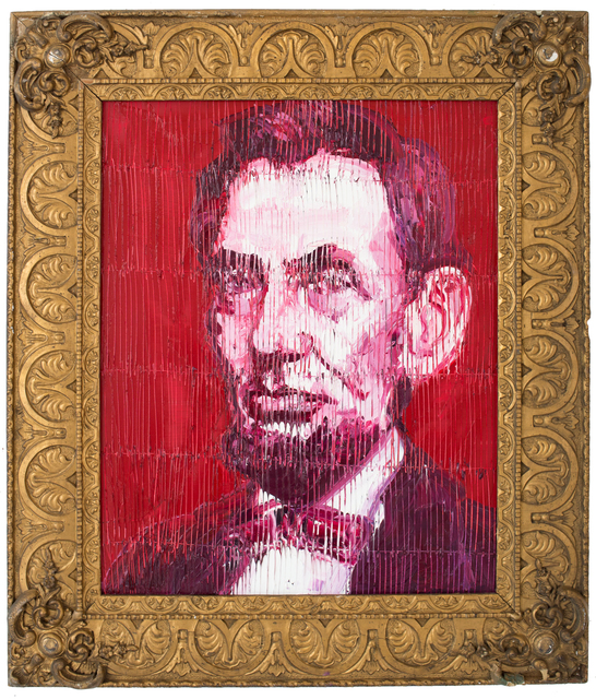 , 'Lincoln,' 2018, Russell Collection