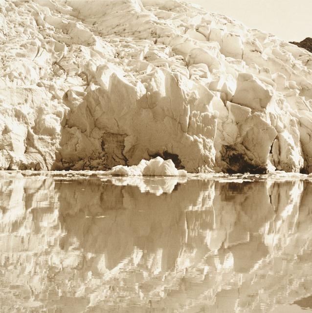 , 'Patagonia #2A, Ice Mandala,' 2003, Winston Wächter Fine Art