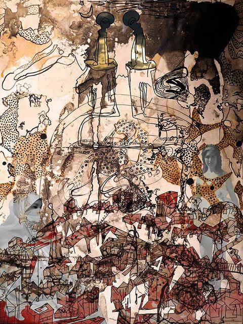 , 'Mare Nostrum,' 2013, Janet Rady Fine Art