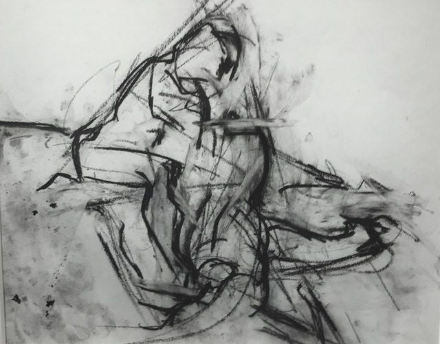 , 'Figure Study,' 196-1968, Mark Borghi Fine Art