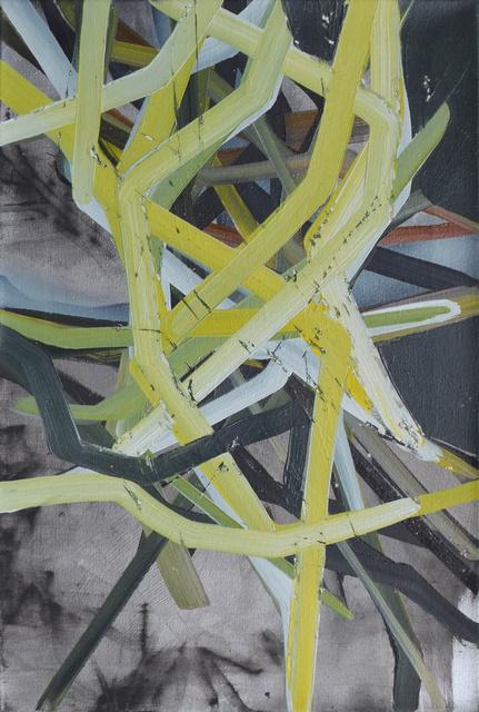 , 'Gras 303,' 2014, Galerie Reinhold Maas