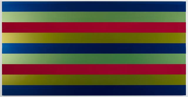, 'Streifenbild (No. 74),' 1999, New Art Projects