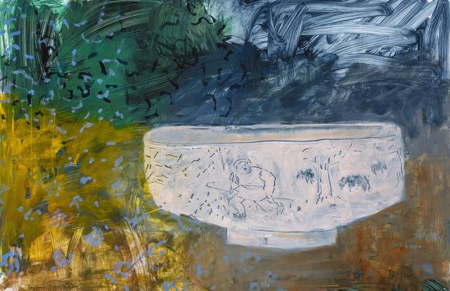 , 'Shepherd Bowl,' 2019, Valley House Gallery & Sculpture Garden