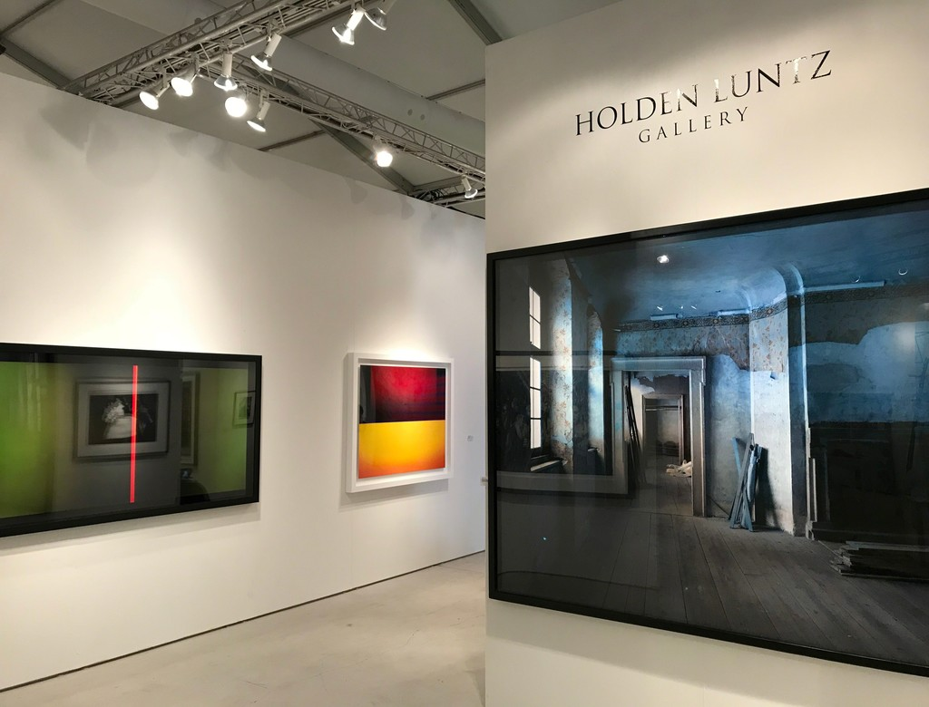 Holden Luntz Gallery, Art Miami 2018 Garry Fabian Miller, Massimo Listri