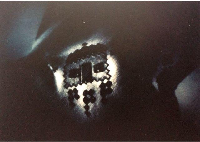, 'Sampler,' 1993, Magenta Plains