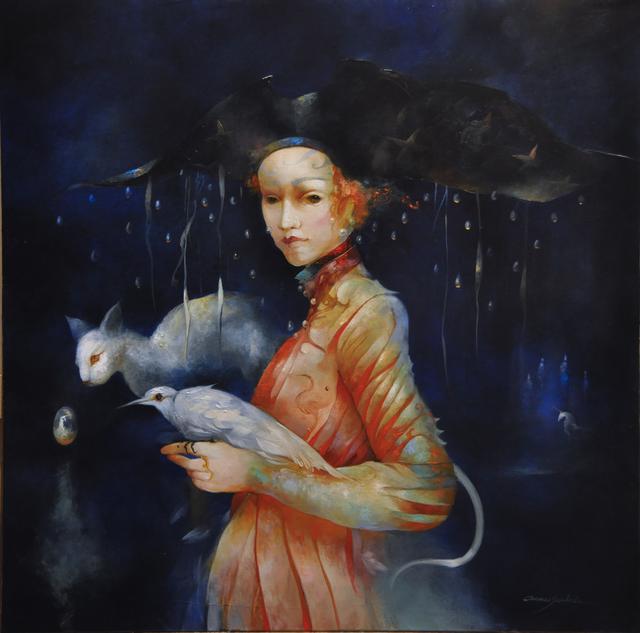 , 'L'immobilité des Étoiles,' 2016, AFA Gallery