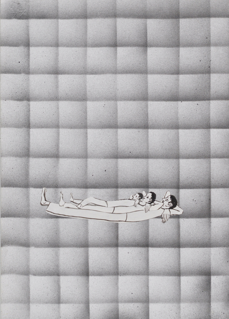 , 'Untitled (shrinking),' 2015, Dawid Radziszewski
