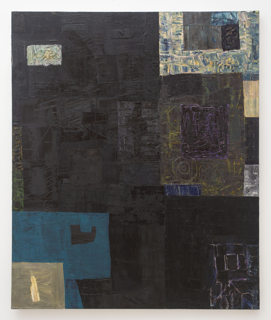 , 'Gate, Time, Balance,' 1994, Haines Gallery