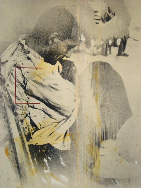 , 'La espera blanca,' 1974, Luis Adelantado