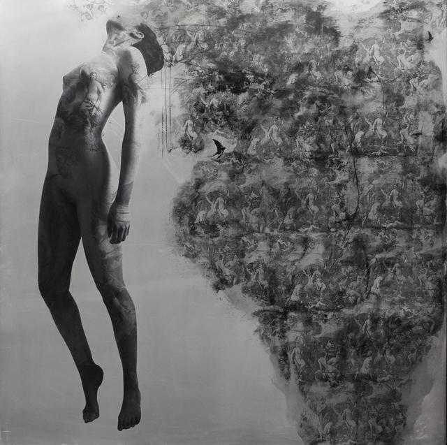 , 'Le Graal,' 2017, Galerie LeRoyer