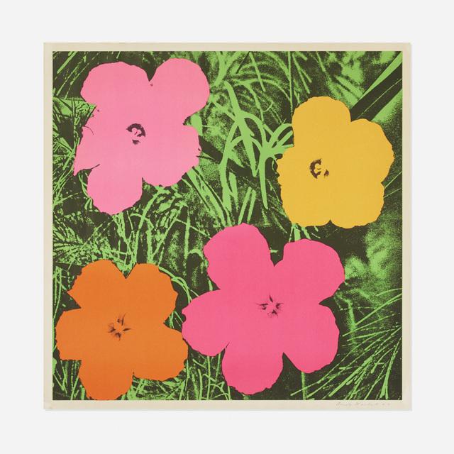 , 'Flowers, II.6,' 1964, Hamilton-Selway Fine Art
