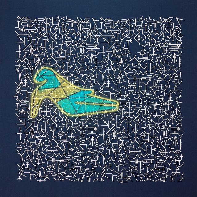 , 'Incantation drawing,' 2018, Federico Luger (FL GALLERY)