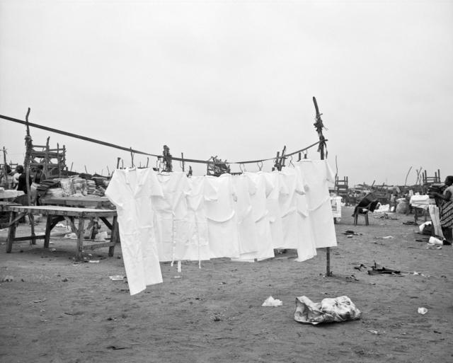Jo Ractliffe, 'Schoolgirls' uniforms, Roque Santeiro', 2007, Stevenson