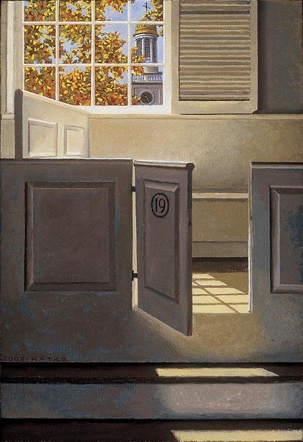 , 'Bennington Light,' 2003, Gallery Henoch