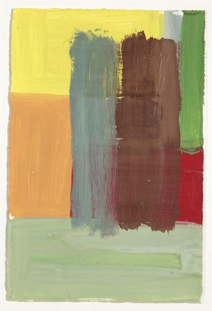 , 'Untitled,' 1996, Baronian Xippas