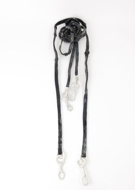 Rose Eken, 'Bridle Leads (Black)', 2017, V1 Gallery