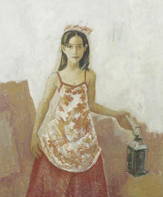 , 'Lucy With Lantern ,' 2018, John Martin Gallery