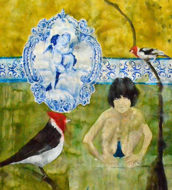 , 'O poeta e o castigo,' 2014, Luciana Caravello Arte Contemporânea