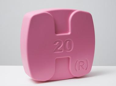 , 'Hygrotron (Pink),' 2014, Vertu Fine Art