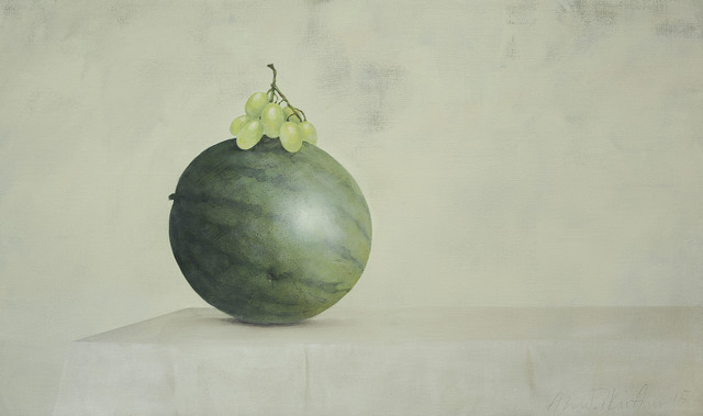, 'Watermelon and Grapes,' 2015, Galerie Huit