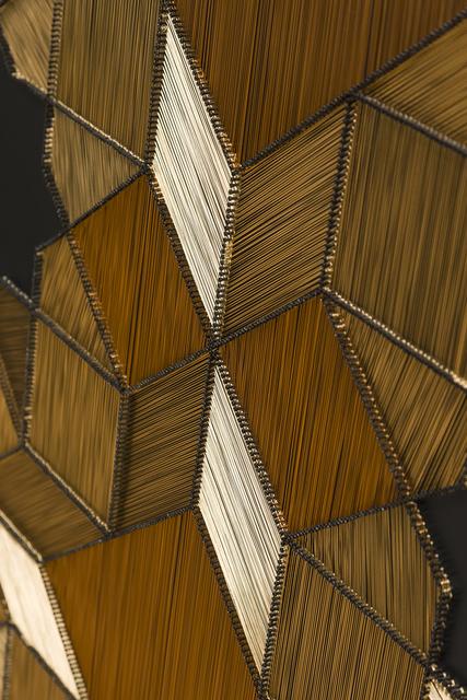 , 'Copper Pieces (Detail),' 2017, Pi Artworks Istanbul/London