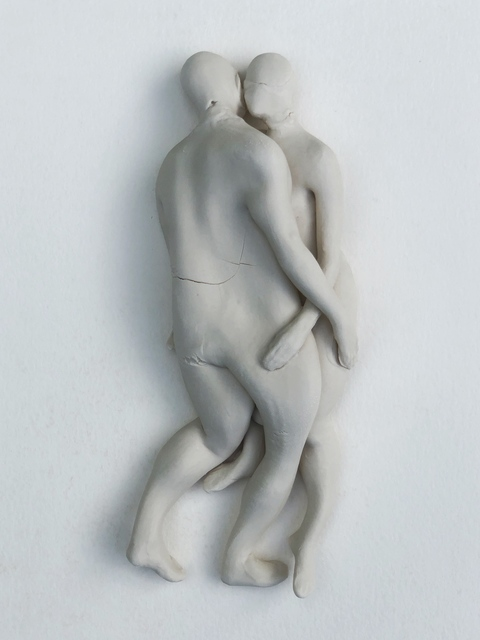 Emil Alzamora, 'Firn Series (Couple)', 2019, Pontone Gallery