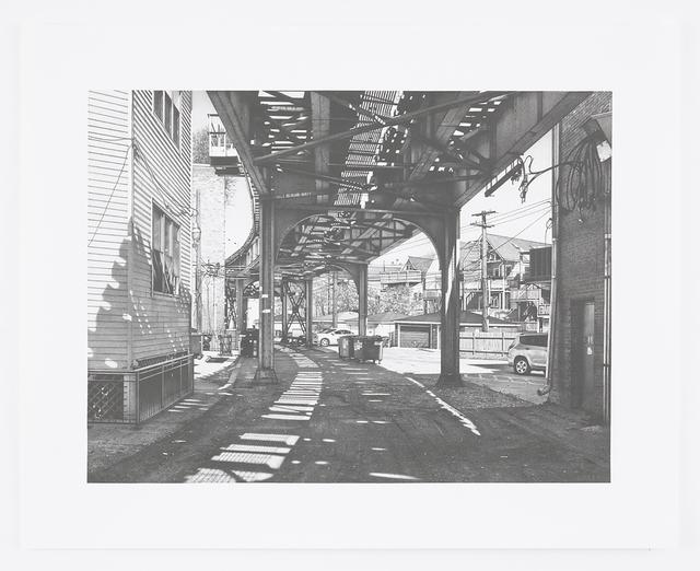 , 'CTA Redline on the North Side,' 2016, Ameringer | McEnery | Yohe