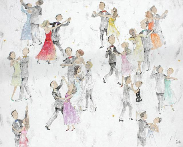 , 'Shall We Dance,' 2015, Gallery Dream