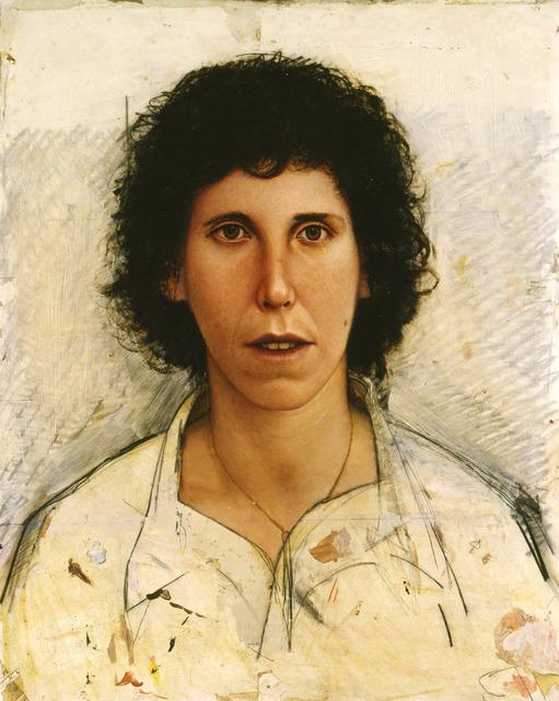 , 'Head of Peg,' 1979-1980, Forum Gallery