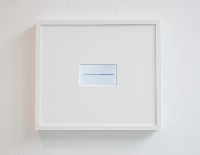 , 'HORIZONT,' 2013, PRISKA PASQUER