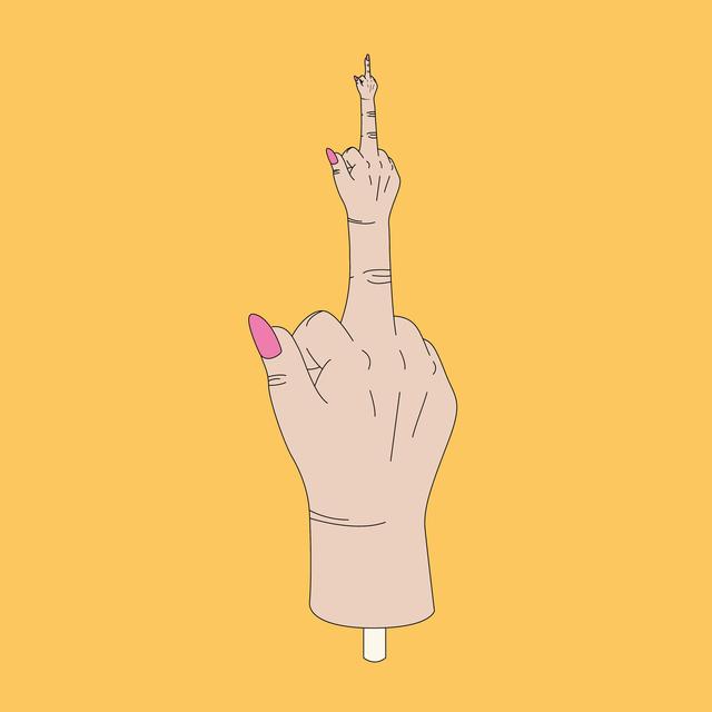 , 'The Finger,' 2017, Imitate Modern