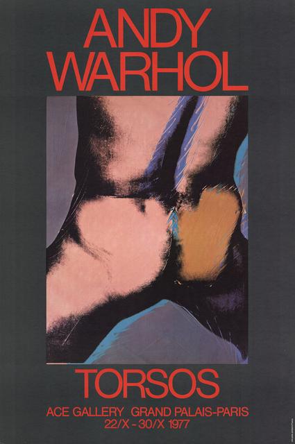 Andy Warhol, 'Torsos', 1977, ArtWise