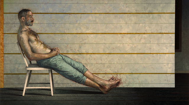 , 'Night Room,' 2018, AMP: Art Market Provincetown
