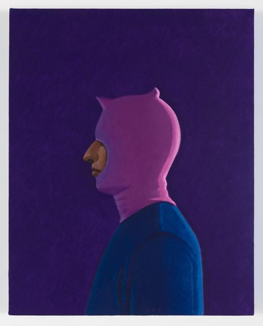 , 'Purple Moon,' 2016, KP Projects