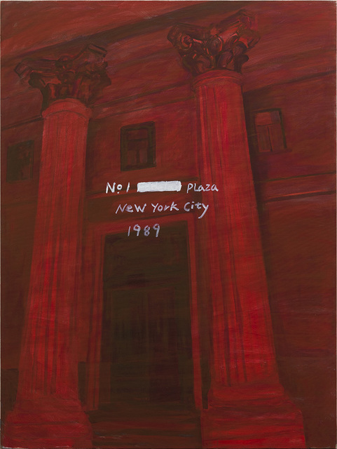 , 'No.1    Plaza New York City 1989,' 1990-2015, Boers-Li Gallery