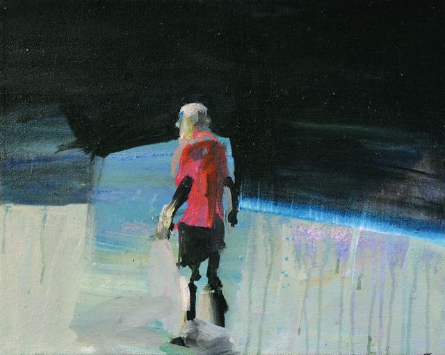 , 'Man Standing,' 2015, Studio 21 Fine Art