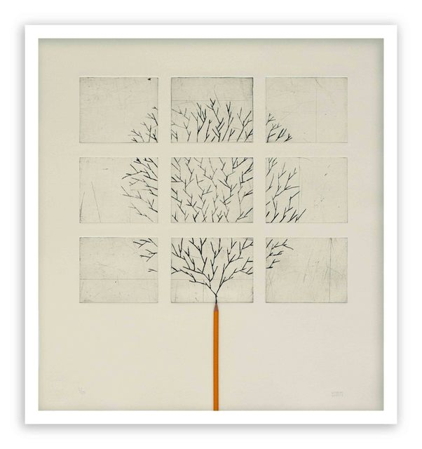 , 'El árbol del saber,' 2017, Lux Perpetua Art Centre