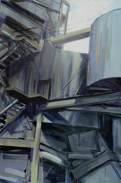Austin Matthews, 'S & S, #1', 2019, William Matthews Studio